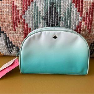 KATE SPADE Medium Dome Cosmetic Jae Degrade Bag